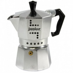 Bialetti Junior, 3 porcie