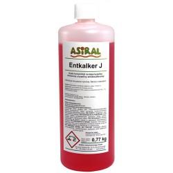 Odvápňovač tekutý  0,77L, Asiral Entkalker J