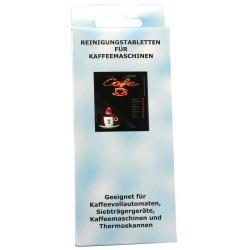 čistiace tablety v blistri 10x1,6g RDS