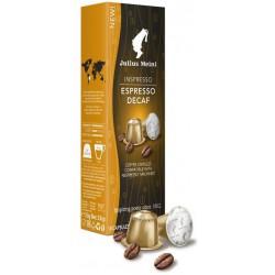 Julius Meinl Nespresso Espresso Decaf, kapsule 10x5g