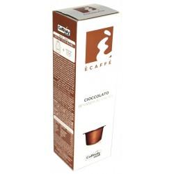 E-caffé Čokoláda 10x15g