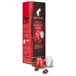 Julius Meinl Nespresso Espresso Crema, kapsule 10x5g