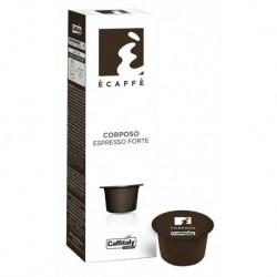 E-caffé Corposo, 10x8g