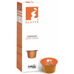 E-caffé Cremoso 10x 8g