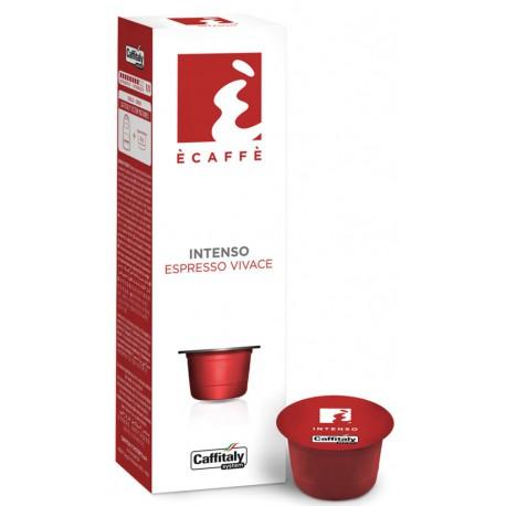 E-caffé Intenso 10x 8g