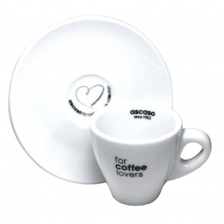 Ascaso šálka Espresso In Love, 1ks