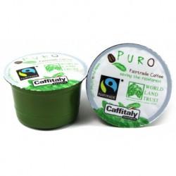 Puro Fairtrade Caffe Crema, 8 kapsúl