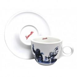 šálka Lucaffé Blucaffé Cappuccino, 1ks