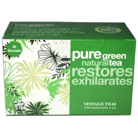 Vintage Teas Zelený čaj, 30ks