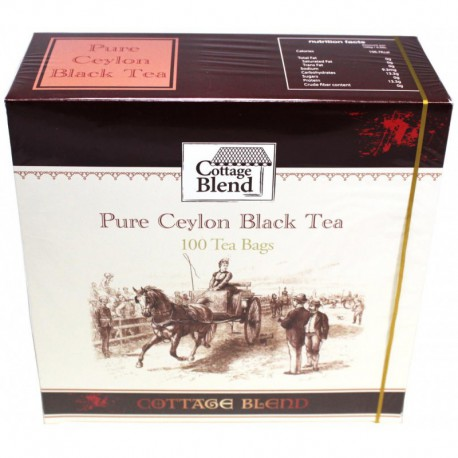 Vintage Teas Cottage Blend Čierny čaj, 100ks