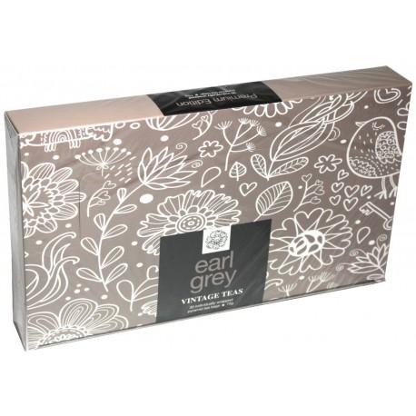 Vintage Teas Premium Edition Čierny čaj Earl Grey, 30ks