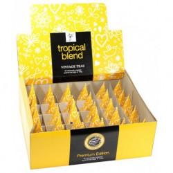 Vintage Teas Premium Edition Ovocný čaj Tropická zmes, 30ks