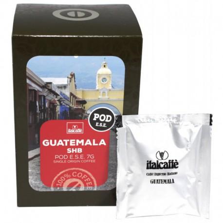 Italcaffé Guatemala 100% Arabica, 18x7g v PODoch