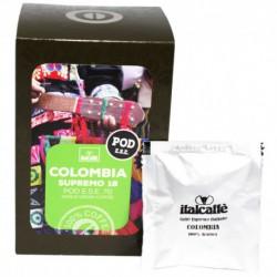 Italcaffé Colombia 100% Arabica, 18x7g v PODoch