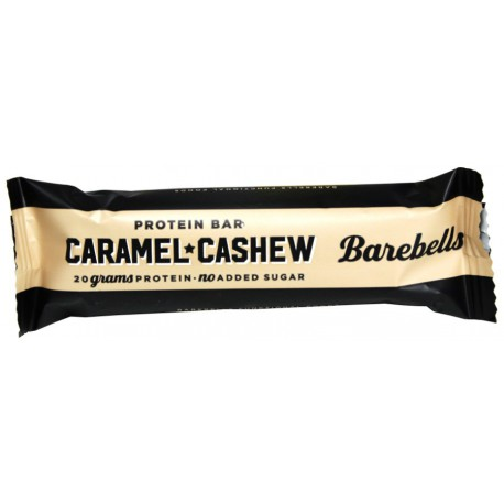 Barebells Proteínová tyčinka Karamel/Kešu, 55g
