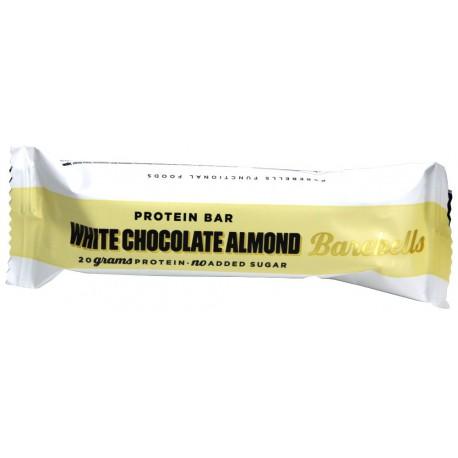 Barebells Proteínová tyčinka Biela čokoláda/Mandle, 55g