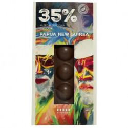 Cafepoint Mliečna Odrodová čokoláda Papua New Guinea 35%, 70g