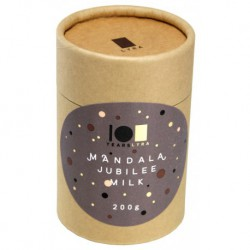 LYRA Čokoláda Mandala Jubilee Milk, 200g