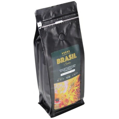 Cafepoint Brasil Santos Decaffeinato 500g, zrnková káva