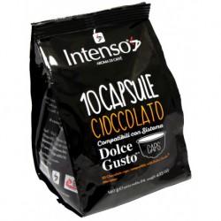 Intenso Cioccolato Horúca čokoláda pre Dolce Gusto, 10x14g
