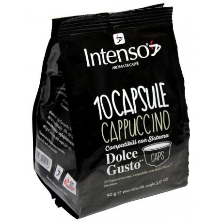 Intenso Cappuccino pre Dolce Gusto, 10x9g