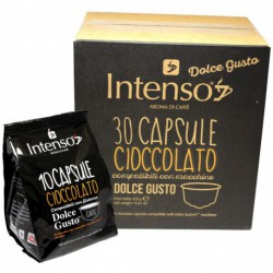 SET 3x Intenso Cioccolato Horúca čokoláda pre Dolce Gusto, 10x14g