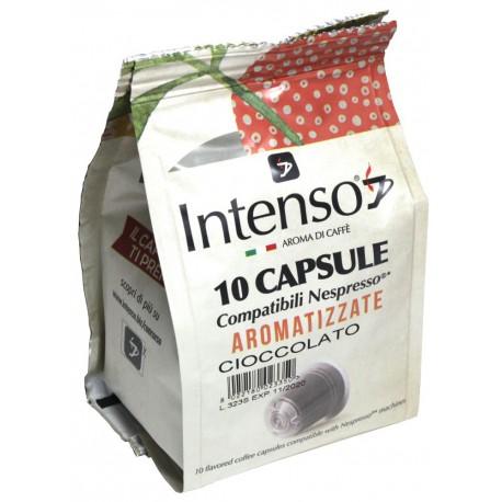 Intenso Chocolate pre Nespresso, 10x5g
