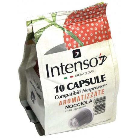 Intenso Hazelnut pre Nespresso, 10x5g
