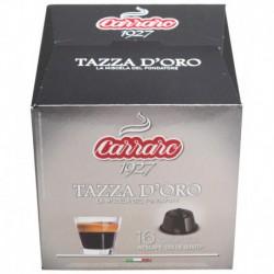Carraro Tazza D'Oro pre Dolce Gusto, 16x7g