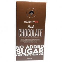 HealthyCo Horká čokoláda, 100g