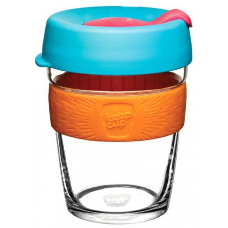 KeepCup Brew Cloudburst M, 340ml