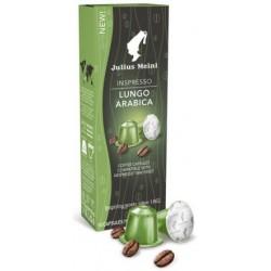 Julius Meinl Lungo Arabica pre Nespresso, 10x5,3g