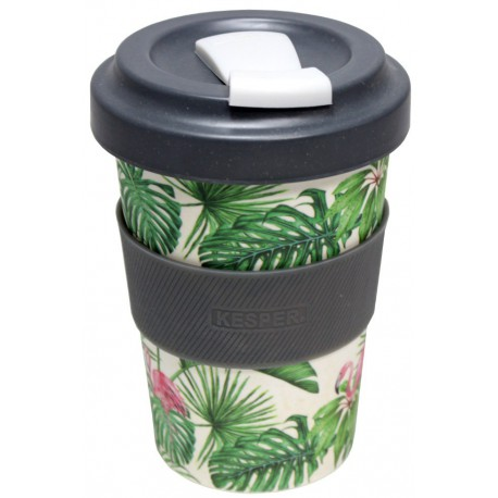 Kesper Coffe2go Pohár Flamingo, 400ml