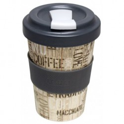 Kesper Coffe2go Pohár Coffee Letters, 400ml