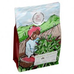 Čierna Perla Brasil Santos 250g, zrnková káva