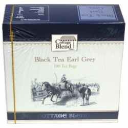 Vintage Teas Cottage Blend Čierny čaj Earl Grey, 100ks