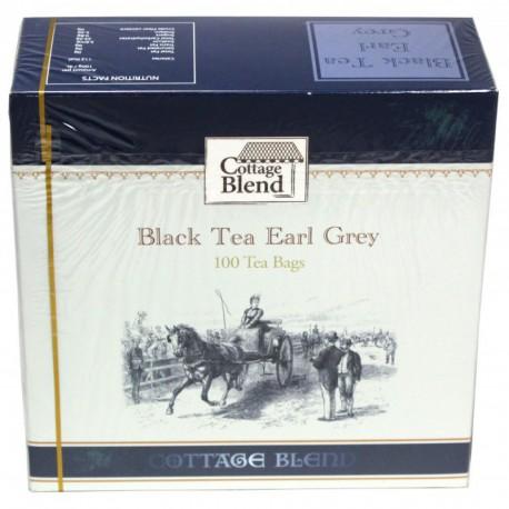 Vintage Teas Cottage Blend Čierny čaj Earl Grey, 100ks