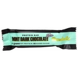 Barebells Proteínová tyčinka Mäta/Tmavá čokoláda, 55g