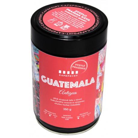 Cafepoint Guatemala Antigua Svetlé praženie 250g, zrnková káva