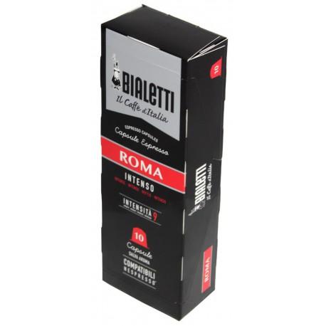 Bialetti Roma pre Nespresso, 10x5,5g
