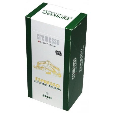 Cremesso Espresso Edizione Italiana, 16x6g