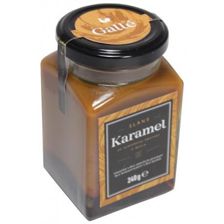 Gallé Slaná karamelová omáčka, 240g