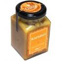 Gallé Slaná karamelová omáčka s pomarančom, 240g