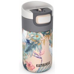 Kambukka Etna Thermo Mug Paradise Flower, 300ml
