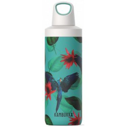 Kambukka Reno Thermo Bottle Parrots, 500ml