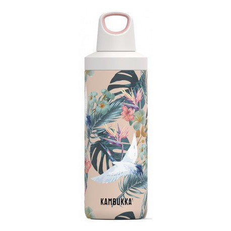 Kambukka Reno Thermo Bottle Paradise Flower, 500ml