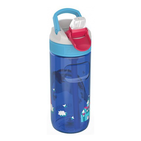 Kambukka Lagoon Bottle for kids Rainbow Unicorn, 500ml