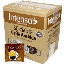 Intenso Arabica POD 50 ks