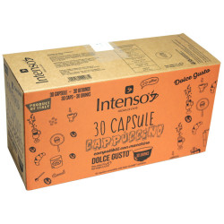 SET 3x Intenso Cappuccino pre Dolce Gusto, 10x9g