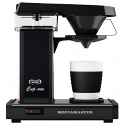 Moccamaster Cup One Matt Black